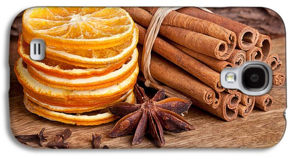 Winter Spices Galaxy S4 Case by Nailia Schwarz
