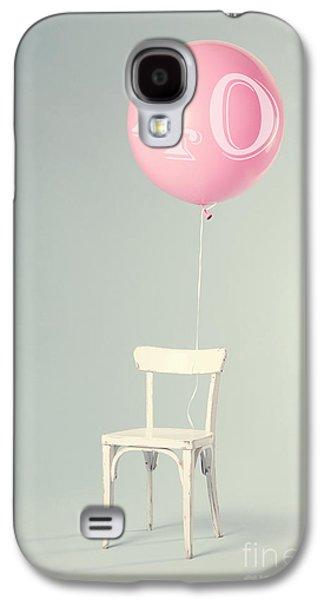 40th Birthday Galaxy S4 Case by Edward Fielding