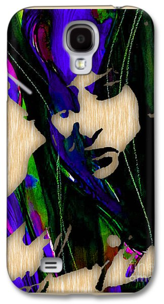 Bob Dylan Collection Galaxy S4 Case