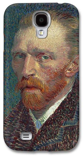 Self Portrait Galaxy S4 Case