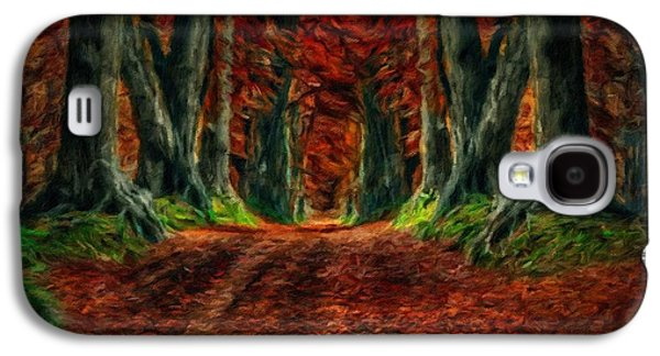 Landscape Wall Art Galaxy S4 Case by Victoria Landscapes