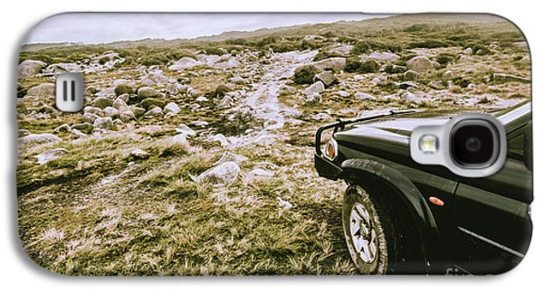 Truck Galaxy S4 Case - 4wd On Offroad Track by Jorgo Photography - Wall Art Gallery