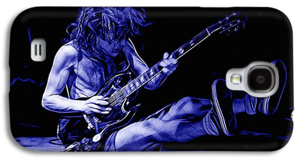 Acdc Collection Galaxy S4 Case