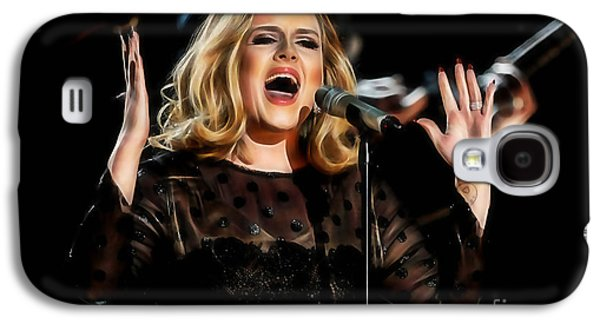 Adele Collection Galaxy S4 Case