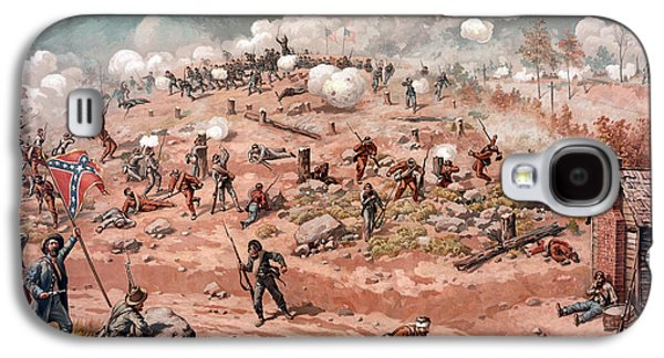American Civil War, Battle Galaxy S4 Case by Science Source