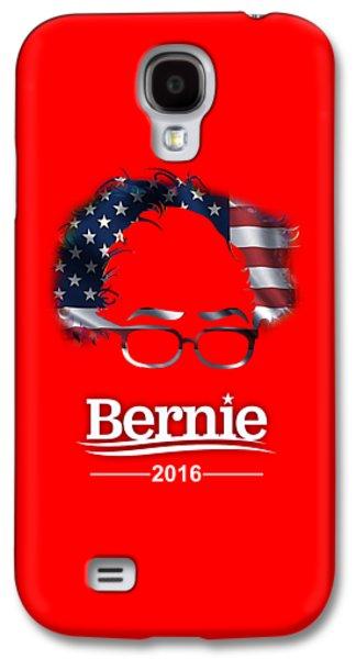 Bernie Sanders Galaxy S4 Case by Marvin Blaine