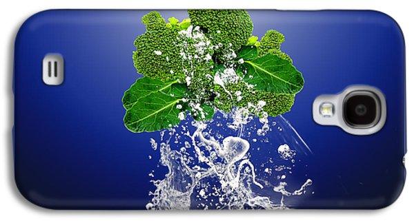 Broccoli Splash Galaxy S4 Case