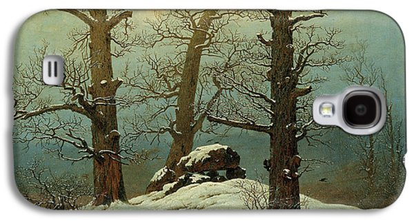 Cairn In Snow Galaxy S4 Case