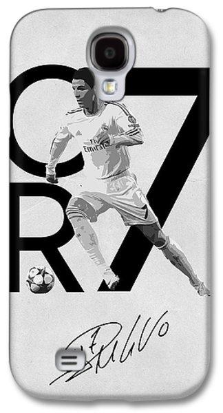 Cristiano Ronaldo Galaxy S4 Case