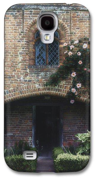 English Cottage Galaxy S4 Case by Joana Kruse