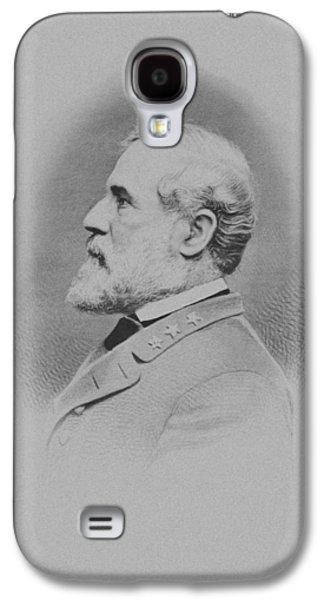 General Robert E Lee Galaxy S4 Case