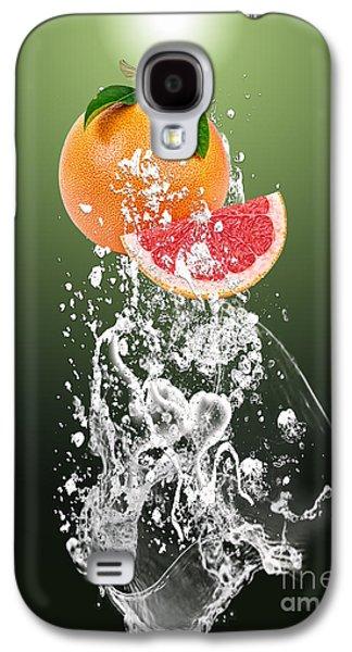 Grapefruit Splash Galaxy S4 Case