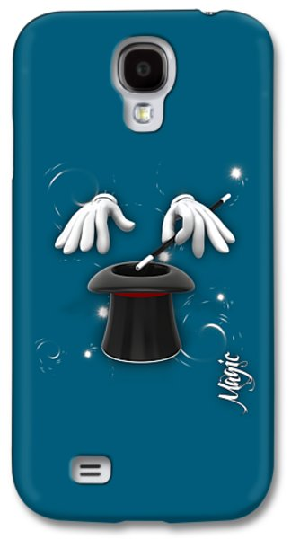 Magic Collection Galaxy S4 Case by Marvin Blaine