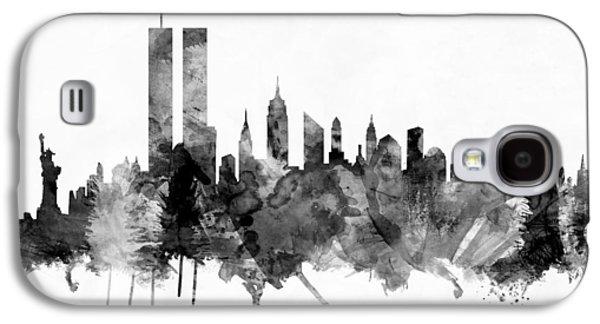 New York City Skyline Galaxy S4 Case
