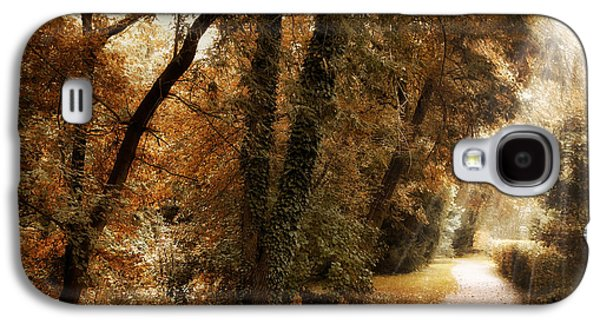 October Trail Galaxy S4 Case by Jessica Jenney