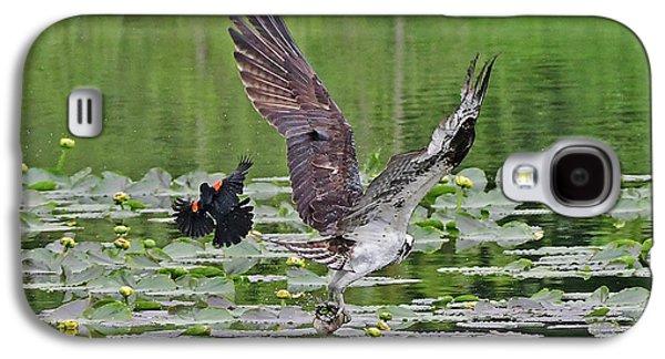 Osprey Fishing Galaxy S4 Case
