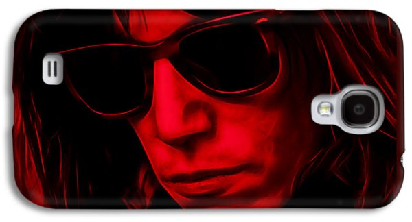 Patti Smith Collection Galaxy S4 Case by Marvin Blaine