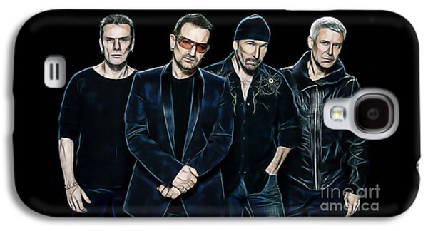 U2 Collection Galaxy S4 Case