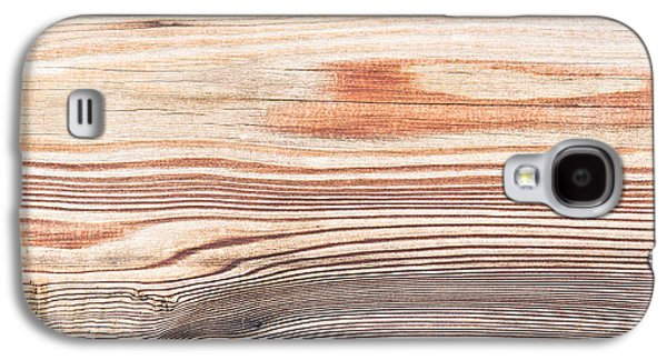 Wood Texture Galaxy S4 Case