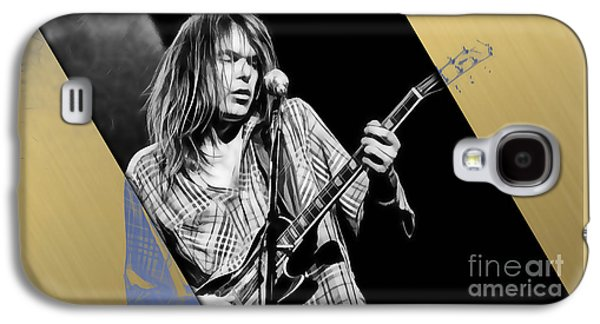 Neil Young Collection Galaxy S4 Case