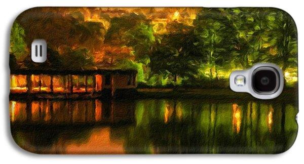 Landscape Color Galaxy S4 Case by Victoria Landscapes