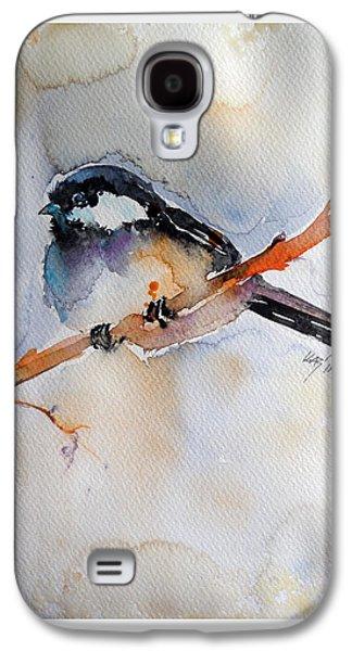 Titmouse Galaxy S4 Case - Bird by Kovacs Anna Brigitta