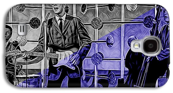 Buddy Holly And The Crickets Galaxy S4 Case
