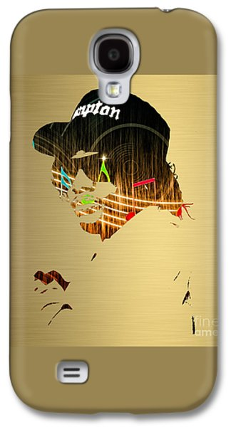 Eazy E Straight Outta Compton Galaxy S4 Case by Marvin Blaine