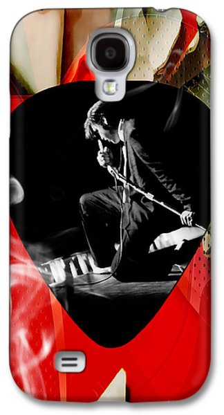Elvis Presley Art Galaxy S4 Case by Marvin Blaine