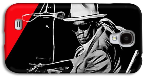 John Lee Hooker Collection Galaxy S4 Case by Marvin Blaine