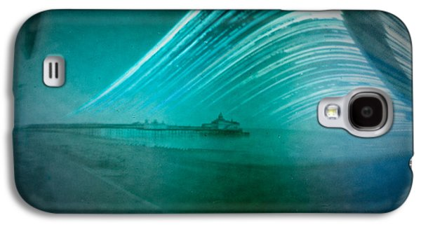 6 Month Exposure Of Eastbourne Pier Galaxy S4 Case