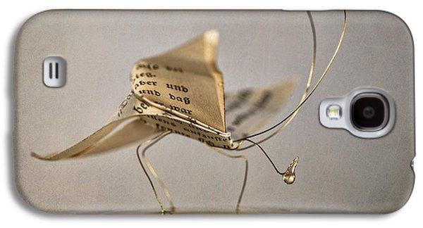 Paper Butterfly Galaxy S4 Case