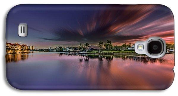 Sunrise At Naples, Florida Galaxy S4 Case