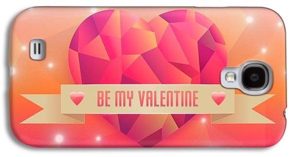 Design Galaxy S4 Case - Valentine's Day by Maye Loeser