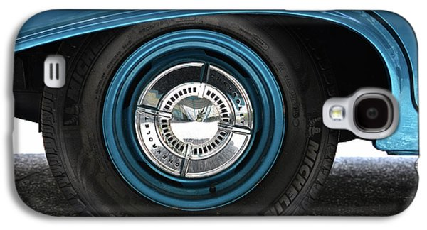 61 Impala Wheel Galaxy S4 Case