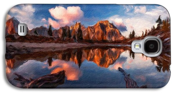 G H Landscape Galaxy S4 Case by Victoria Landscapes