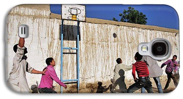Kabuli Street Kids Galaxy S4 Case