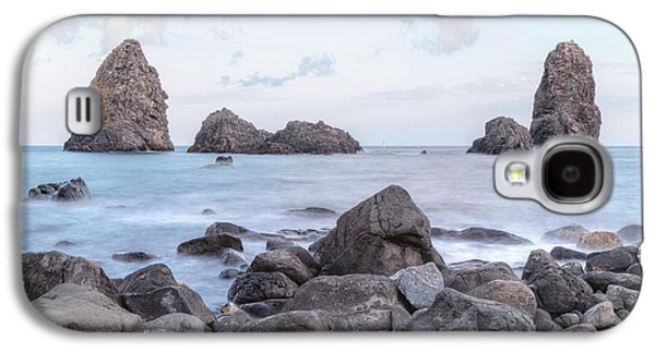 Aci Trezza - Sicily Galaxy S4 Case by Joana Kruse