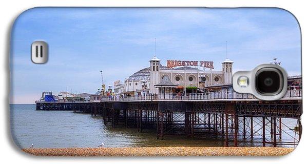Brighton Pier Galaxy S4 Case