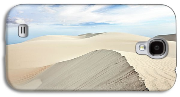 Desert Galaxy S4 Case