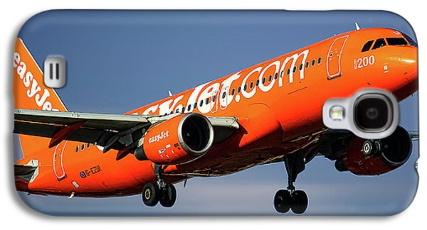 Jet Galaxy S4 Case - Easyjet 200th Airbus Livery Airbus A320-214 by Smart Aviation
