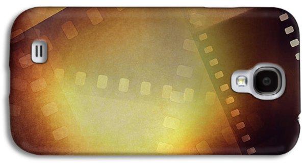 Film Frames  Galaxy S4 Case by Les Cunliffe