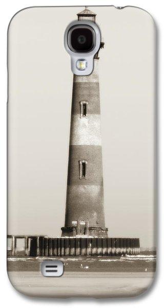 Morris Island Lighthouse  Galaxy S4 Case by Dustin K Ryan