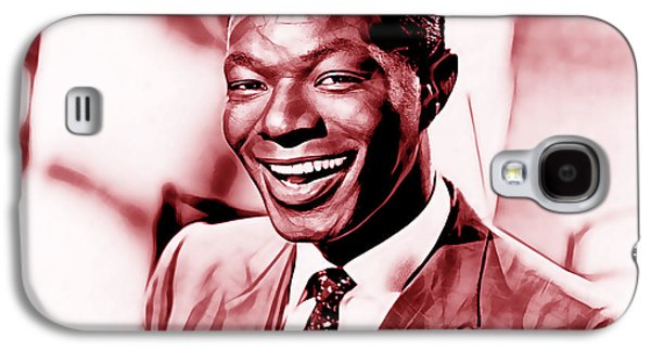 Nat King Cole Collection Galaxy S4 Case