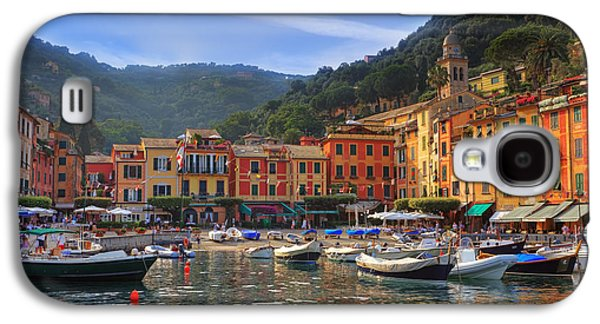 Fantasy Photographs Galaxy S4 Cases - Portofino Galaxy S4 Case by Joana Kruse