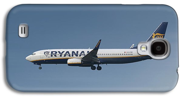 Jet Galaxy S4 Case - Ryanair Boeing 737-8as  by Smart Aviation