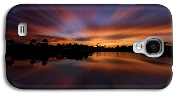 Sunrise At Naples, Florida Galaxy S4 Case