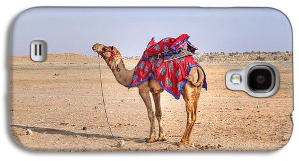 Desert Galaxy S4 Case - Thar Desert - India by Joana Kruse