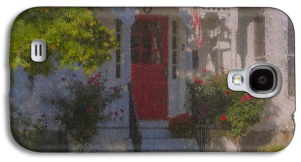 7 Williams Street Galaxy S4 Case by Bill McEntee