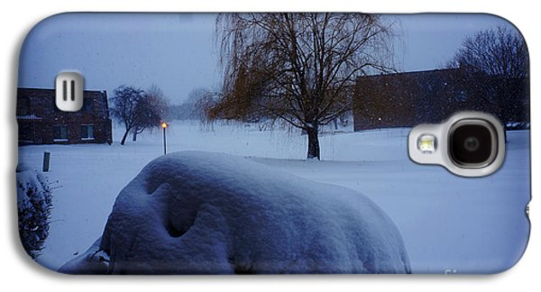 Winter Landscape  Galaxy S4 Case by Celestial Images